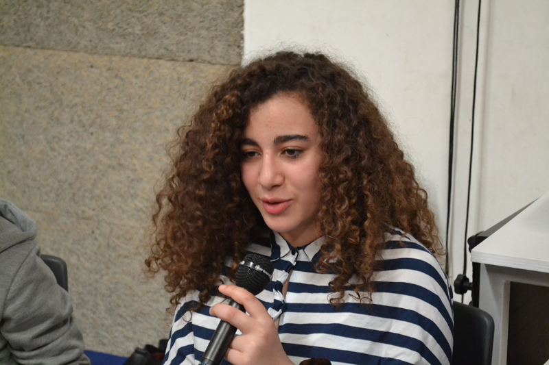 Yasmine (une tsigane)