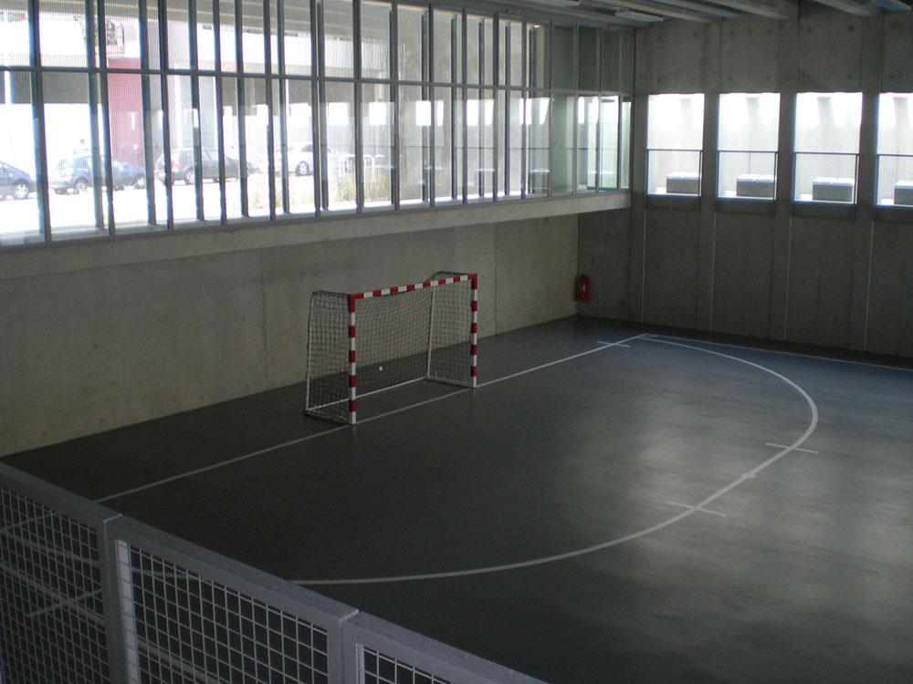 Salle de futsal