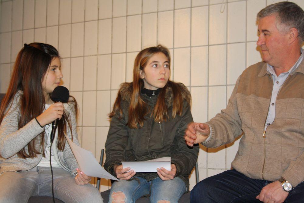Anna, Cerise et Alexandre