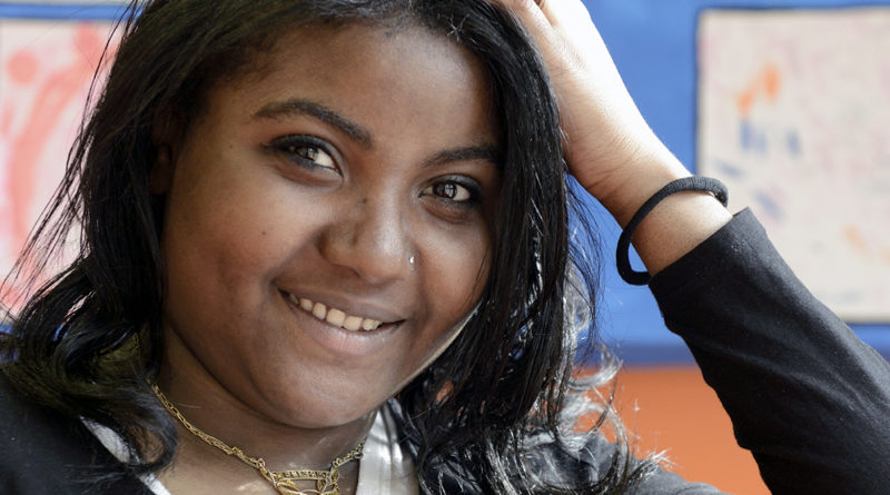 Mariam, 17 ans