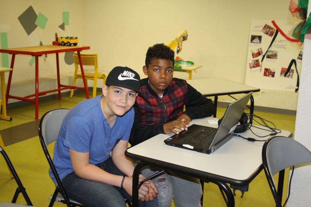 Ryan et Ilyes