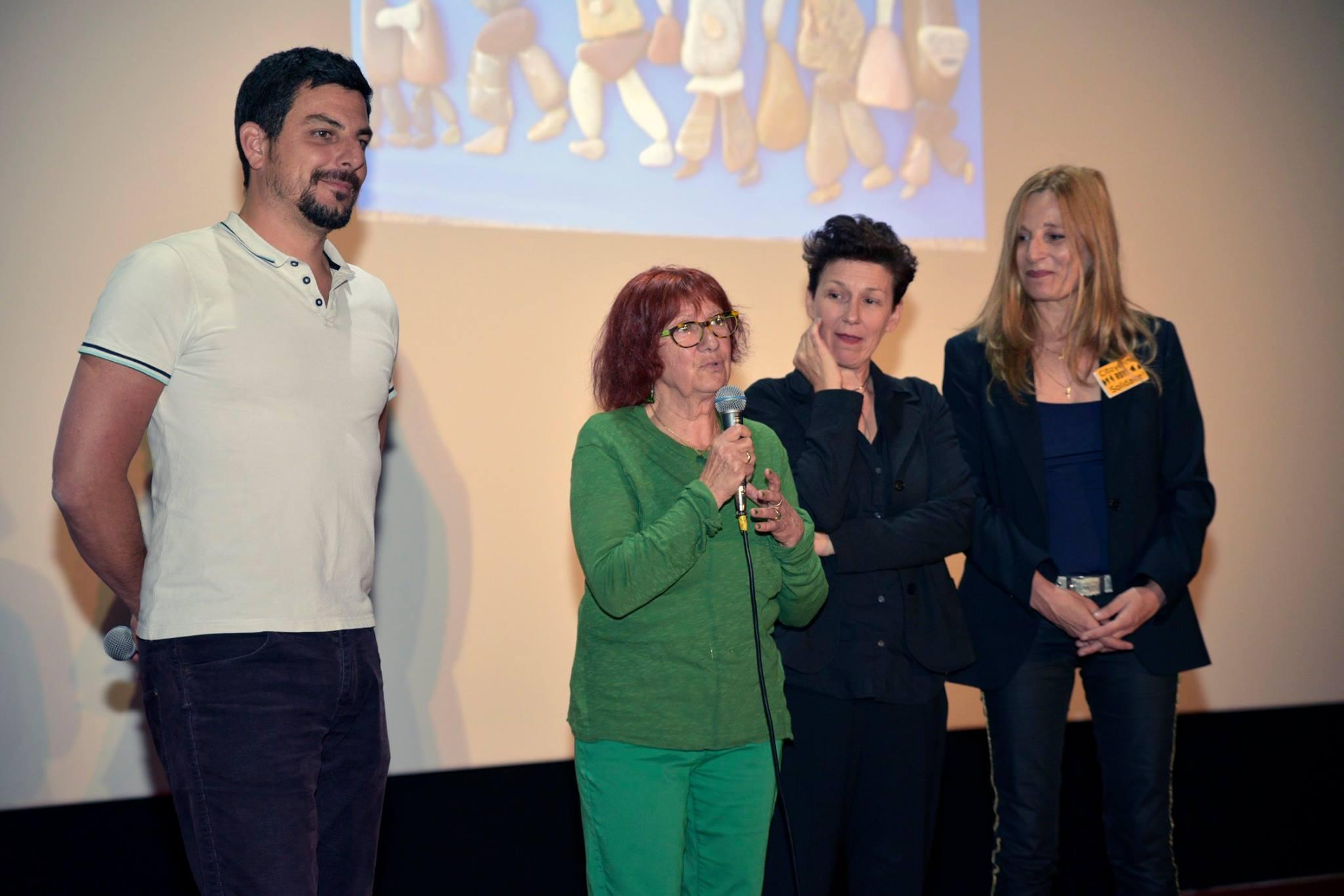 Organisateurs : Benoit Arnulf, Teresa Maffeis, Johanna Piraino et Christine Lidon
