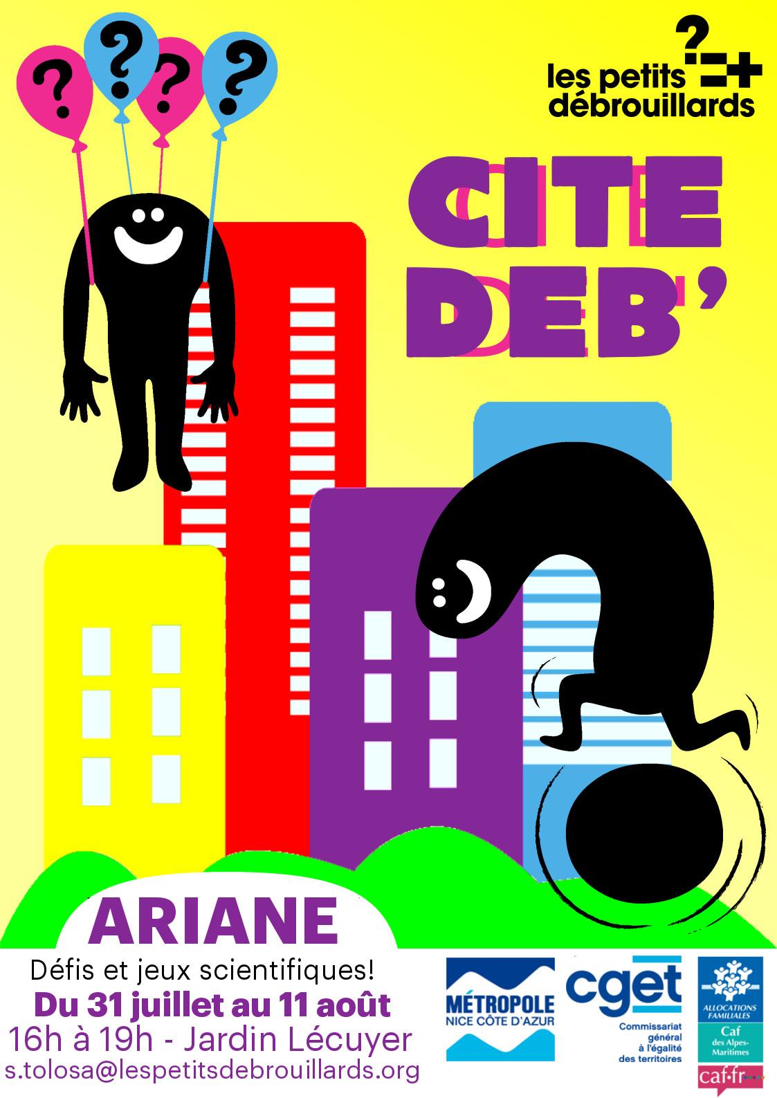 Affiche Ariane 2017