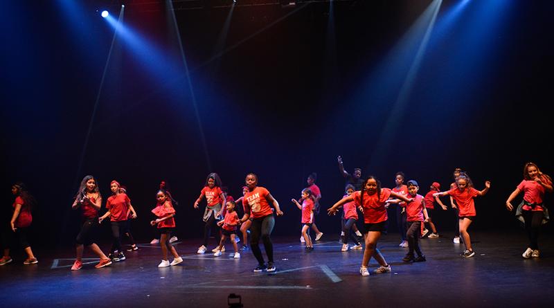Danses urbaines au Théâtre Lino Ventura