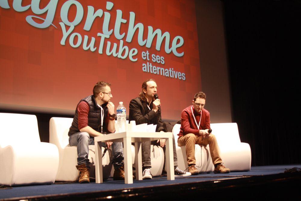 Conférence sur les algorithmes de Youtube