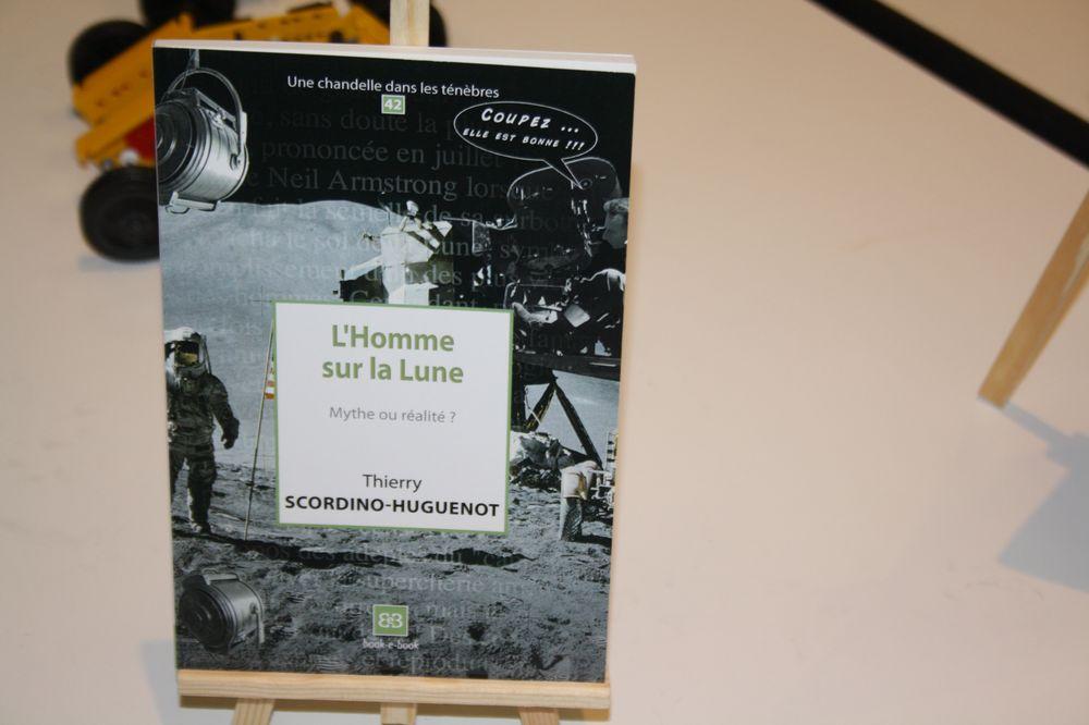 Le livre de Thierry, astronautique