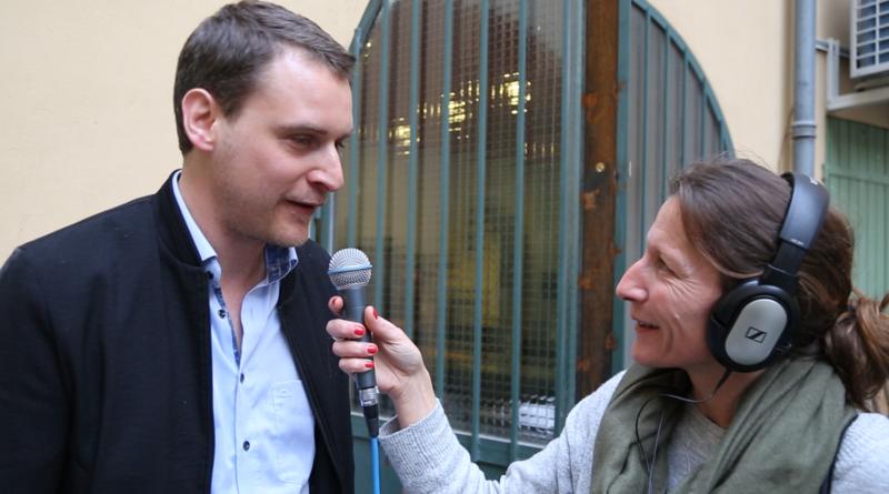 Interview du réalisateur Christophe Switzer pour «Soury»