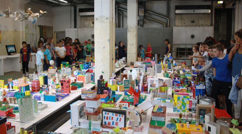Exposition «Ma ville est mon école»