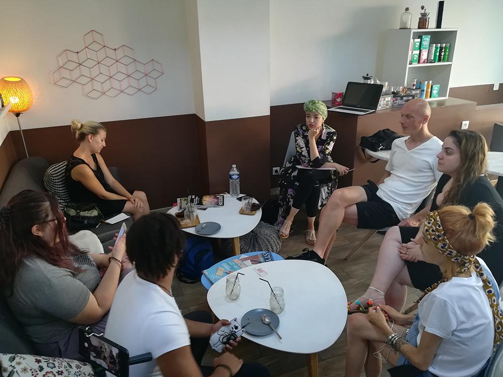 club de rencontre café net