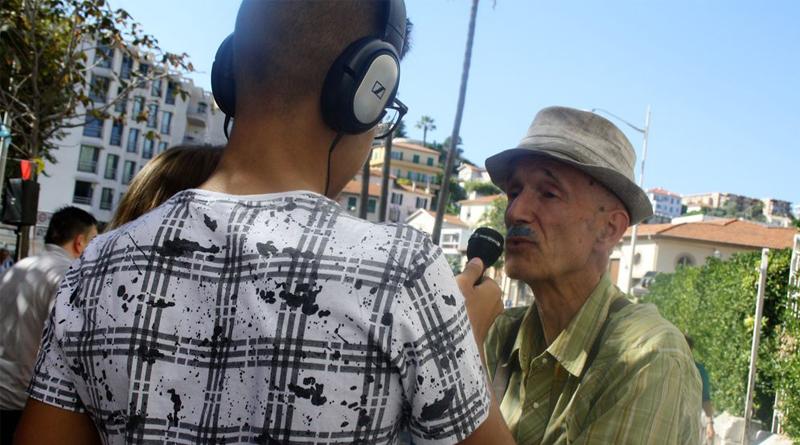 Interview de Moustache Bleue