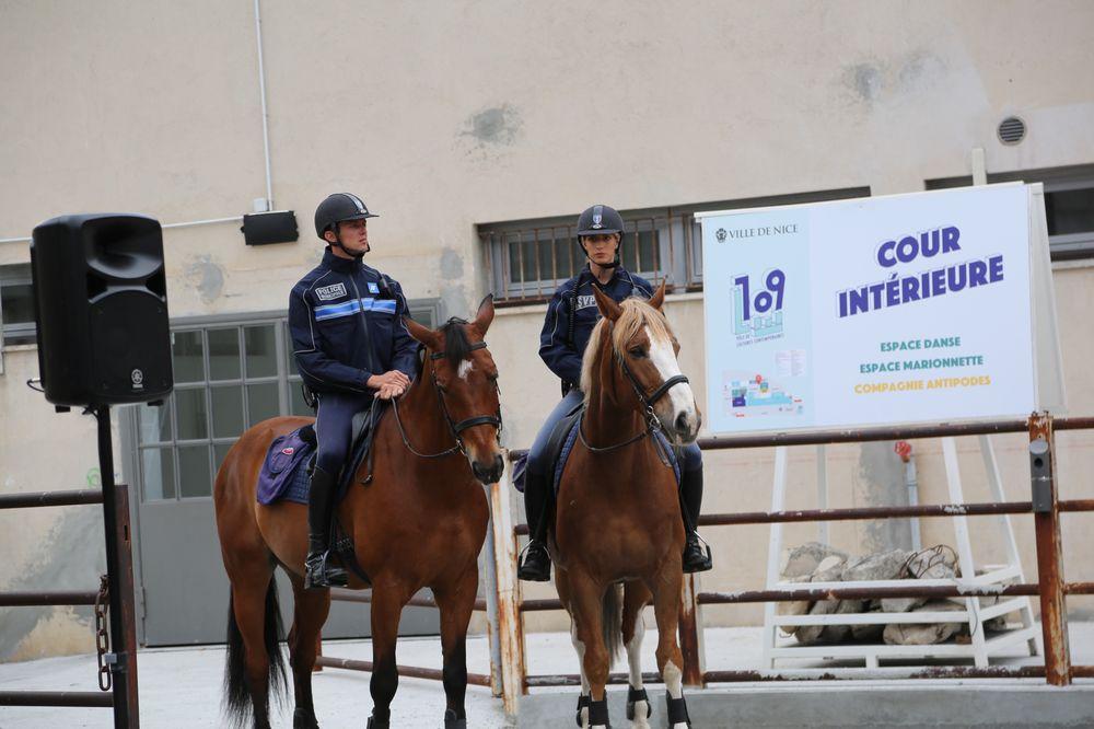 La garde à cheval