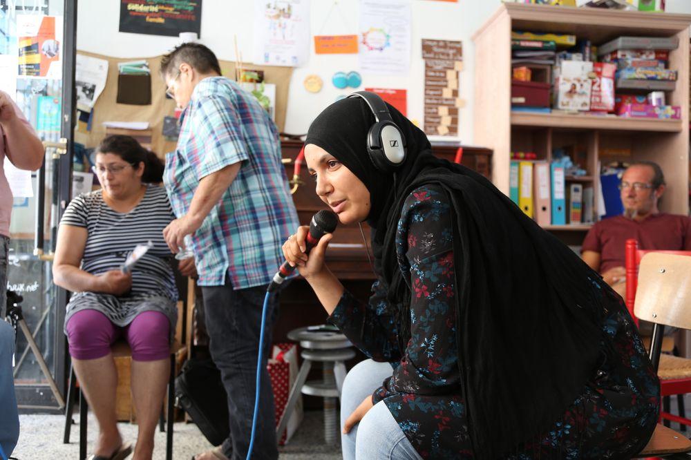 Fatma, preneuse de son