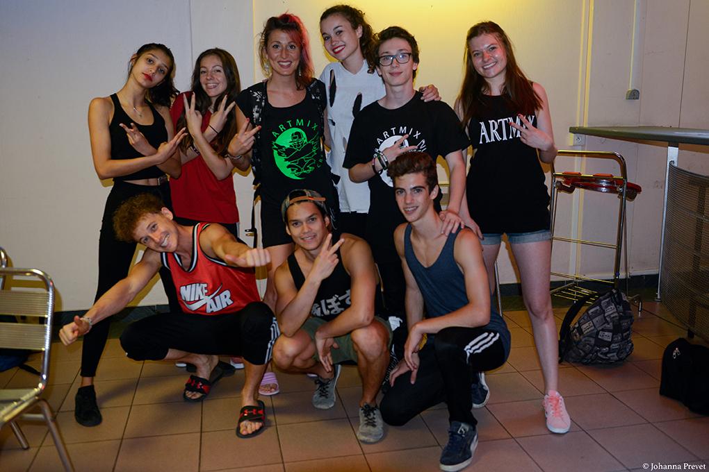 Art Mix Crew