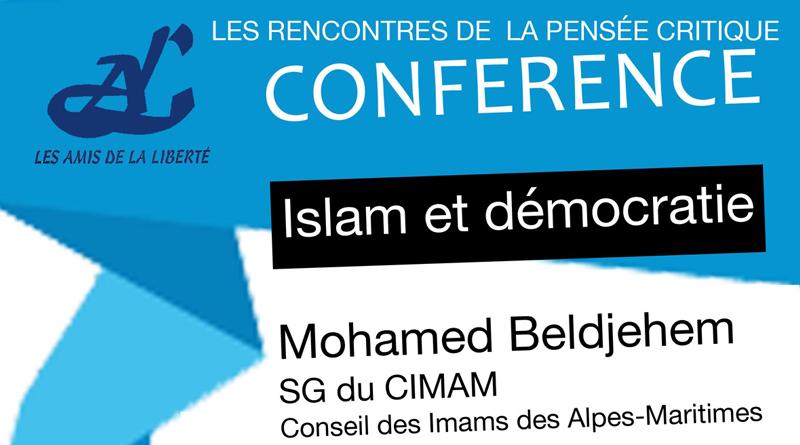 Conférence «Islam et démocratie»