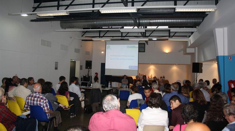 Réunion publique pour la rénovation de l'Ariane