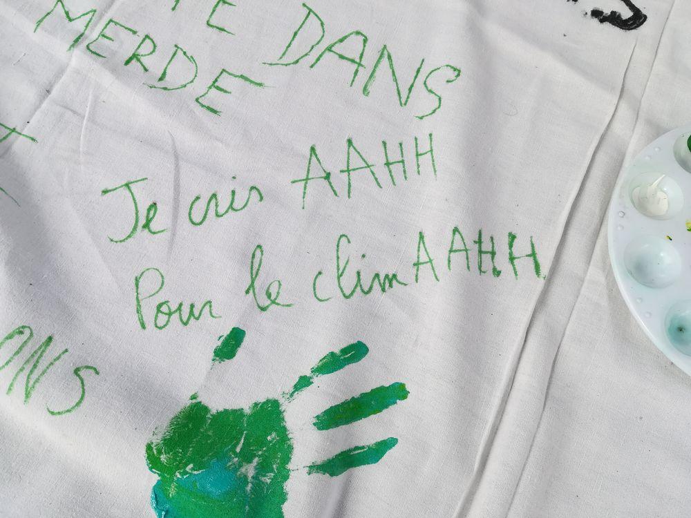 Lycéens pour le climat @ligne16