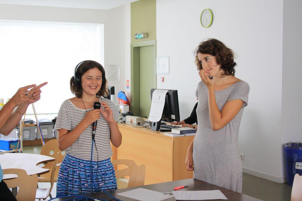 atelier Medias bibliothèque Camille Claudel